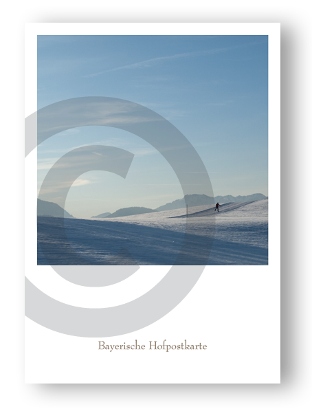 Bayerische Hofpostkarte_21053C